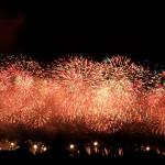 Summer5 Fireworks in Akita