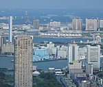 50 Skyscapers in Tokyo Bay