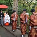 14 Japanese Style Wedding