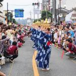 6 Yamaga Festival, Kumamoto
