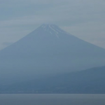 25 Mt Fuji from Izu Bay, Shizuoka