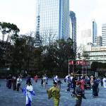 8 Bon Dance, Tokyo