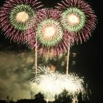 Summer6 Fireworks in Akita