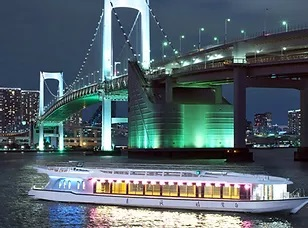 Yakatabune Boat(dinner cruise)