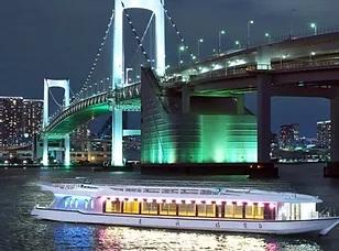 Yakatabune Boat(dinner cruise)
